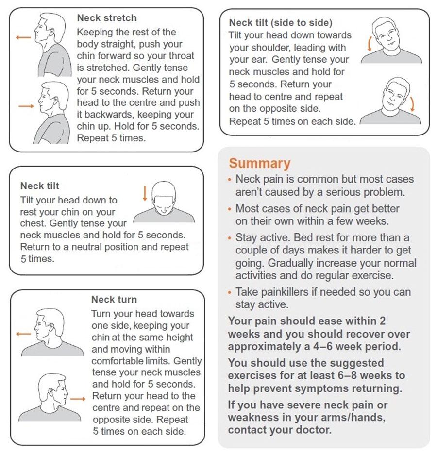 Exercises-to-manage-neck-pain