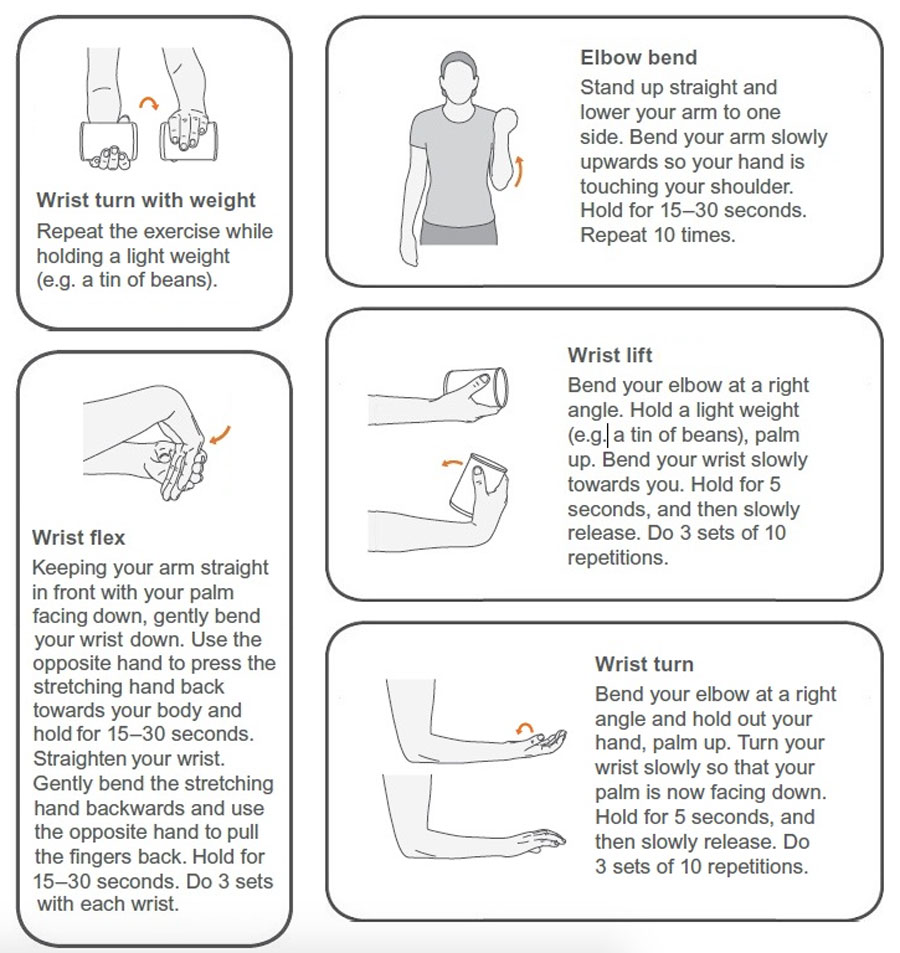 Exercises-to-manage-tennis-elbow