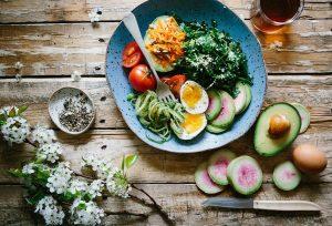Nutrition for healthy bones